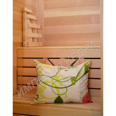 Подушка с кедровой стружкой, 50х60 см.