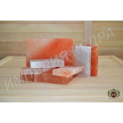 Кирпич натуральный из белой Гималайской соли